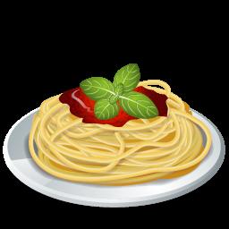 Dish Pasta Spaghetti
